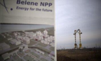 Atominės elektrinės statybos Belenėje, Bulgarijoje