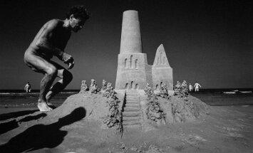 Virgilijus Šonta. Smėlio pilis (1980)