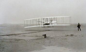 Brolių Wrightų lėktuvas