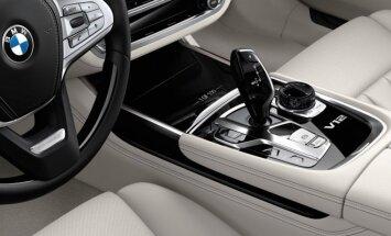 Ribotos serijos BMW 7