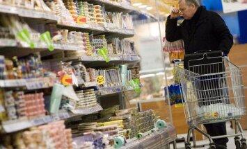 Lietuvos bankas: kainas birželį augino brangę degalai ir paslaugos