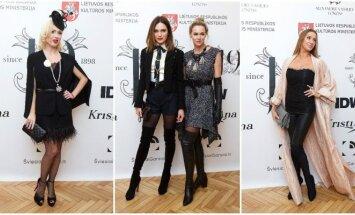 Natalija Martinavičienė, Asta Valentaitė ir Vaida Klizaitė-Jasaitienė bei Danguolė Stachura.