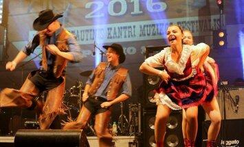 Visagino Country 2016 akimirkos