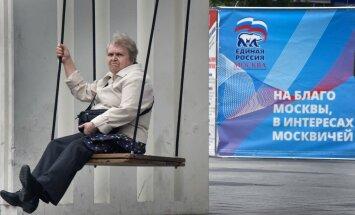 Rinkimų kampanija Rusijoje