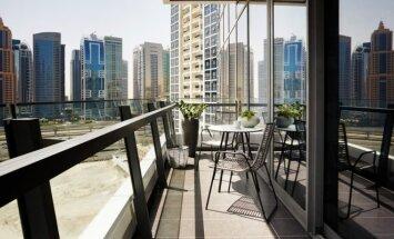 Kitoks požiūris: kaip originaliai dekoruoti savo balkoną