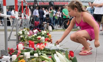 Site of the Munich attack