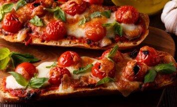 Sumuštiniai a la pica Margarita