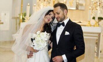 Vitalijaus Zuikausko ir Lauros Michalkevič vestuvės