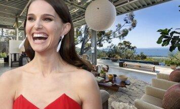 Natalie Portman namai
