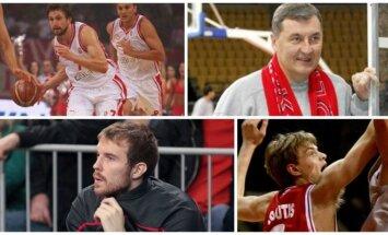 Arvydas Macijauskas, Jonas Kazlauskas, Martynas Gecevičius, Renaldas Seibutis