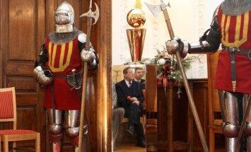 Karaliaus Mindaugo taurės turnyro burtų traukimas