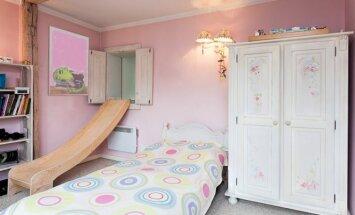 Kompromisai interjere: kambarys turi augti kartu su vaikais