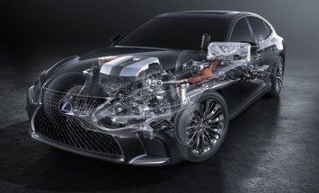 Lexus hibridinė technologija