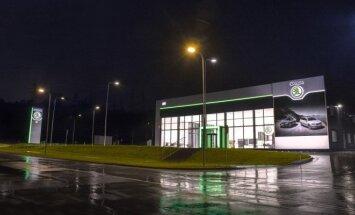 Škoda autocentras