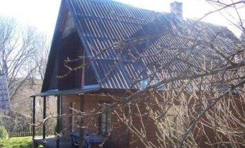 Nugriautas namas