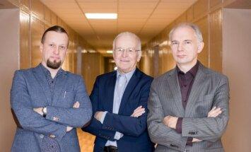 Gediminas Navickas, Laimutis Telksnys, Pijus Kasparaitis