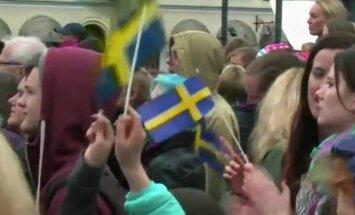 """""""Eurovizijos"""" nugalėtojo išskirtinis pasirodymas gimtajame Lundo mieste"""