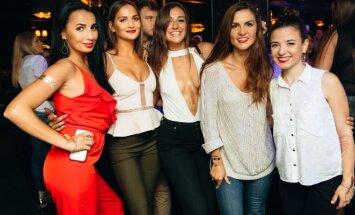 Vakarėlis naktiniame klube