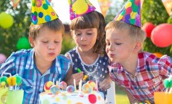Vaikų gimtadienis