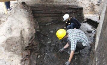 Archeologai rado seniausią Lietuvoje pastatą