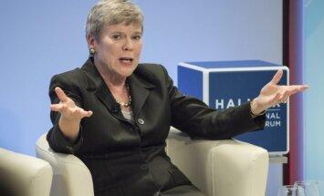 NATO generalinio sekretoriaus pavaduotoja Rose Gottemoeller