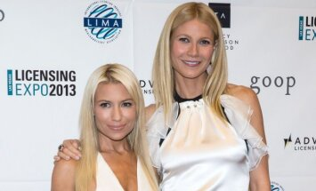 Tracy Anderson ir Gwyneth Paltrow