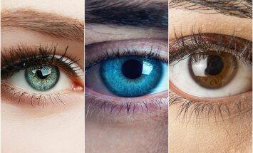 Akių spalvos
