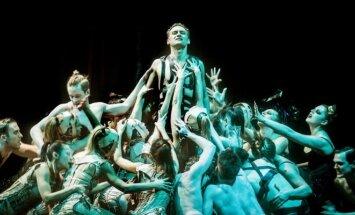Akimirka iš operos Faustas