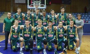 Lietuvos jaunučių krepšinio rinktinė