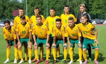 Lietuvos jaunimo U-19 futbolo rinktinė