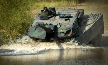 Tankas Leopard 2