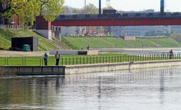Ekskursija upe po Kauną