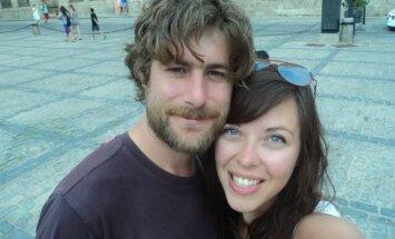 Michaelas O'Connoras ir jo draugė