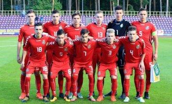 Lietuvos 17-mečių vaikinų futbolo rinktinė