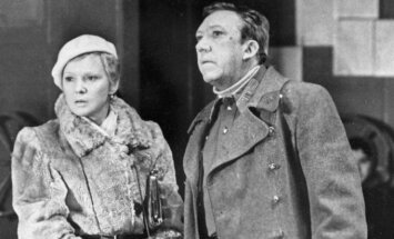 Jurijus Nikulinas ir Liudmila Gurčenko
