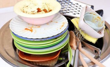 """<span style=""""color: #ff0000;"""">Dienos patarimas:</span> efektyvus valiklis virtuvei, kuris nekainuos nė euro"""