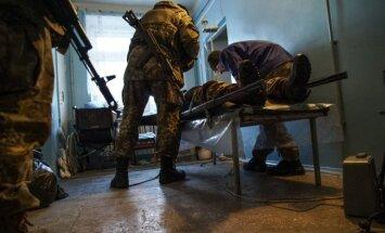 Military escalation in Avdiivka, Eastern Ukraine