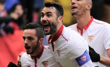 """""""Sevilla"""" futbolininkas Vicente Iborra"""