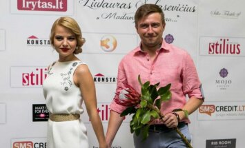 Marius ir Renata Jampolskiai
