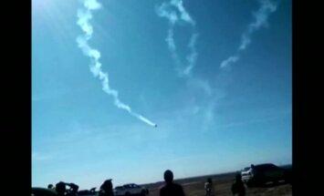 Kinijoje per nesėkmingą akrobatinį skrydį žuvo lėktuvo pilotas
