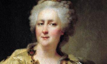 Jekaterina II