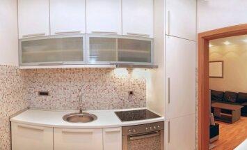 Kaip sukurti svajonių virtuvę mažoje erdvėje?