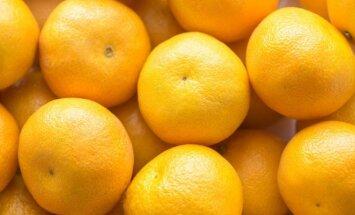 Mandarinai ne tik šventiniam stalui, bet ir namų dekorui