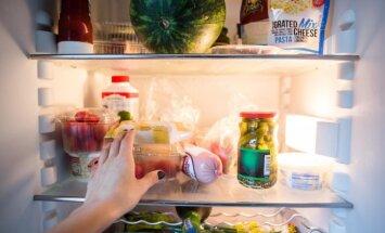 Ką daryti, kad netektų išmesti maisto