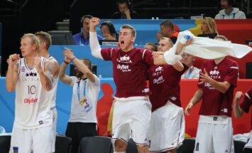 Latvijos vytrų krepšinio rinktinė