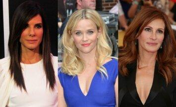 Sandra Bullock, Reese Witherspoon, Julia Roberts