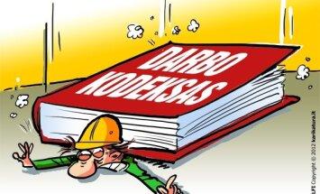 Tiriame Socialinį modelį: kokie šiuo metu veikiančio Darbo kodekso trūkumai?