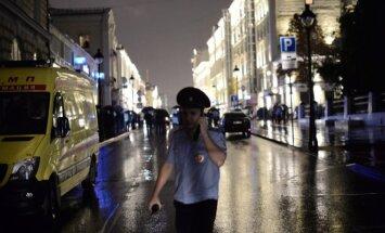 Įkaitų drama Maskvoje