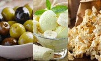 10 maisto produktų, kuriuos geriausia rinktis palūžus nuo dietų