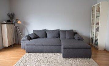Sofa-lova: kaip nesuklysti renkantis šį daugiafunkcinį baldą?